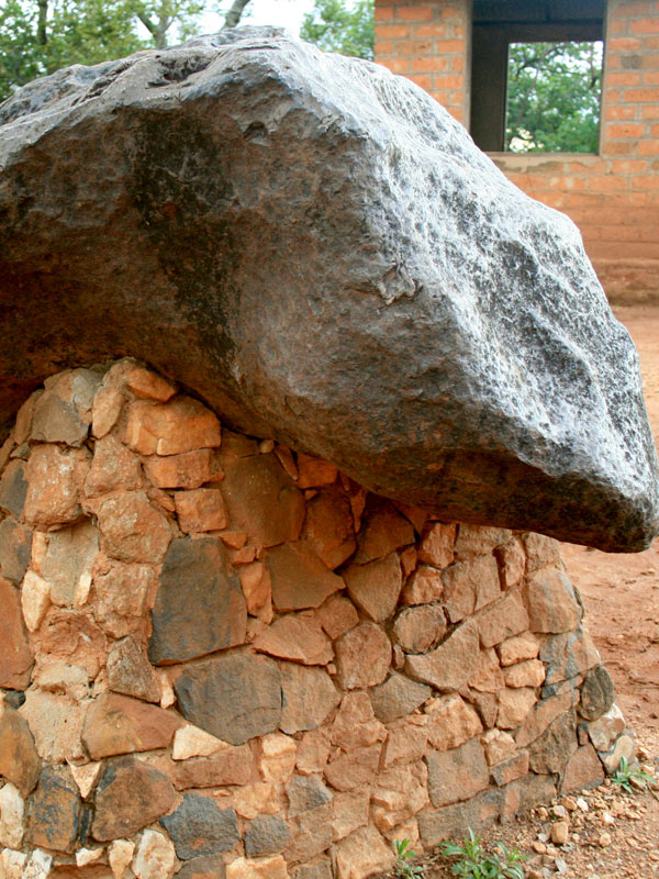 mbozi meteorite