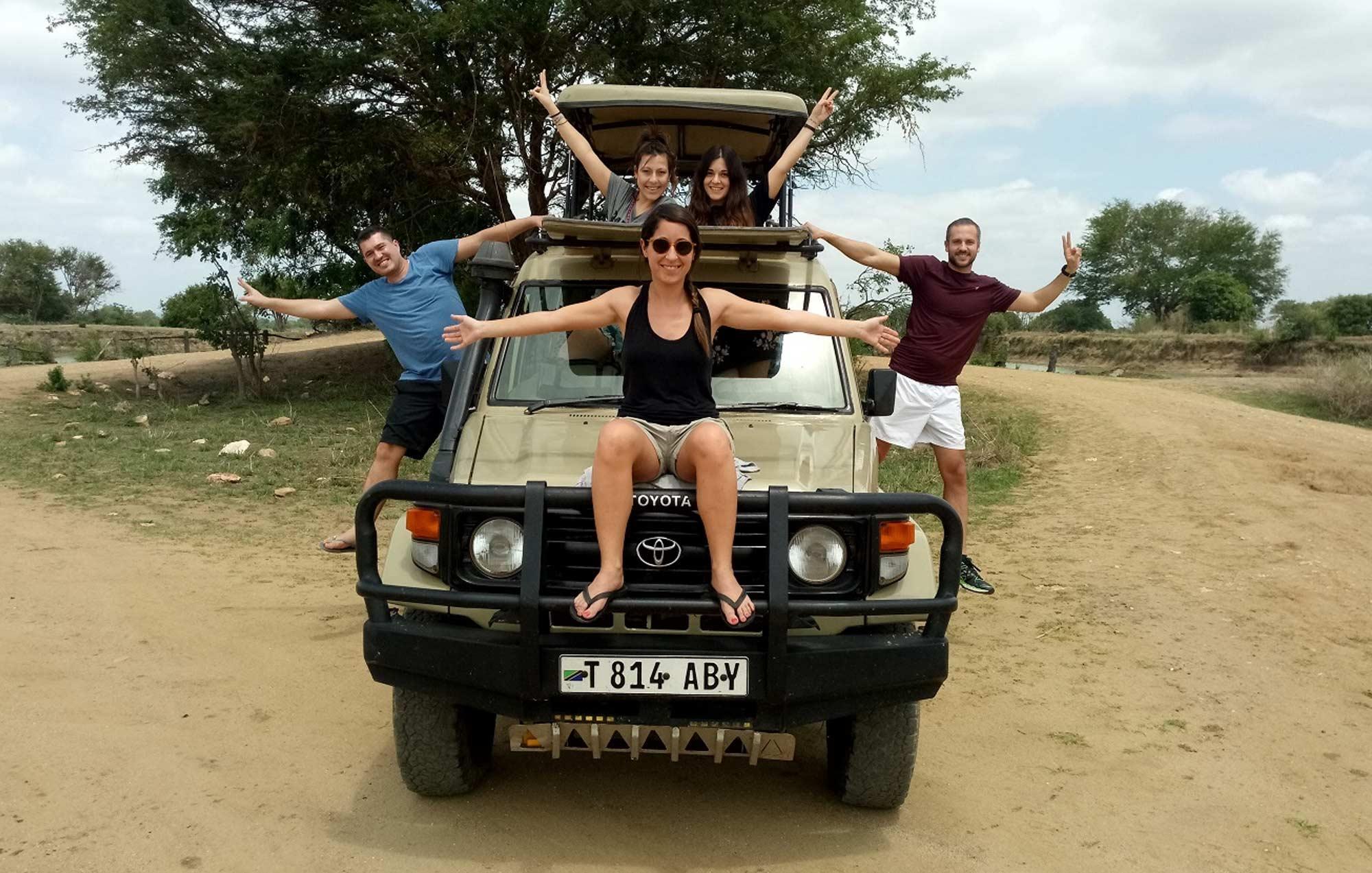 About African Pangolin Safaris