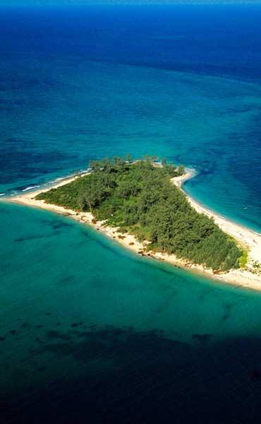 Mafia Island Beach